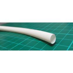 Shrink tubing 6.0 / 3.0 mm white