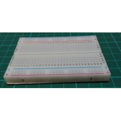 Mini Universal Solderless Breadboard 400 Contacts Tie-points Available ME