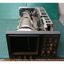 Wave form monitor, Tektronix, WFM300A, working, for mounting in chassis (open frame),