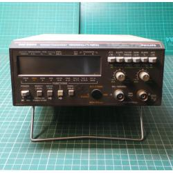 counter, Philips, PM6665, working, 120MHz