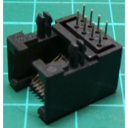 RJ45 PCB Socket