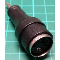 RCA Plug to F Type Socket, Adaptor