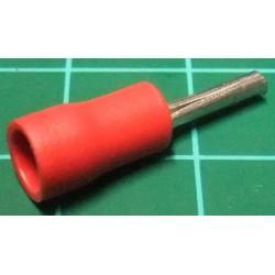 Terminal pin Red
