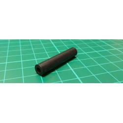 Distanční sloupek plastový 3,6/7mm, v35mm KDR35