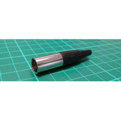 XLR mini konektor 3P na kabel