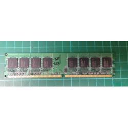 PC2-4200, 1GB