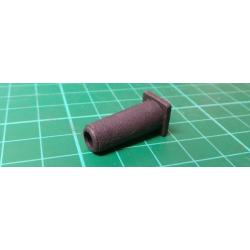 Cable Strain Relief, 6.50mm bore, 25mm length