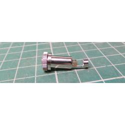 2.5mm stereo screened chassis socket