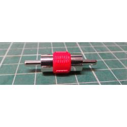 * Wrong Photo RCA Plug to RCA Plug, Adaptor