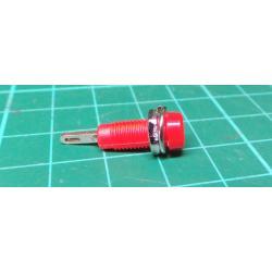 2mm Socket Red