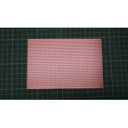 Stripboard, 50x100mm, 2.54mm Pitch