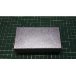 Kryt: univerzální, X:60mm, Y:111mm, Z:30mm, hliník