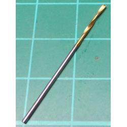 Drill Bit, 1mm, HSS