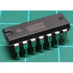 TL064CN, Quad JFET Op Amp