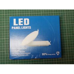 Backlight LED 9W, 147mm, white, 230V / 9W, built-in