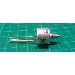 33k / N TP052C 10E, rotary cermet potentiometer