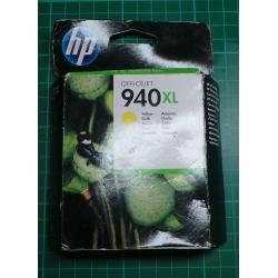 HP, Officejet, 940HL, Yellow