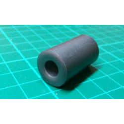 Toroidal Ferrite Core, 15.6mm outer dia, 7mm inner dia, 28.5mm length, HEM3014, N91AB