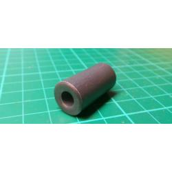 Toroidal Ferrite Core, 14.2mm outer dia, 6.3mm inner dia, 28.6mm length