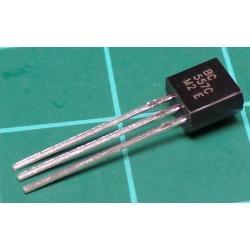 BC557CBK, PNP Transistor, 45V, 0.1A, 0.5W